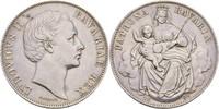 Madonnataler 1866 Bayern München Ludwig II. 1864-1886 kl. Kratzer, beri... 60,00 EUR  zzgl. 3,00 EUR Versand