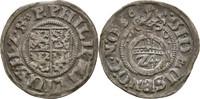 1/24 Taler 1610 Pommern Wolgast Philipp Julius, 1592-1625 ss  60,00 EUR  zzgl. 3,00 EUR Versand