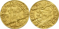 Dukat 1608 RDR Ungarn Kremnitz Rudolph II., 1576-1612 gewellt, ss  650,00 EUR kostenloser Versand
