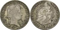 10 Kreuzer 1845 Austria Ungarn Kremnitz Ferdinand I., 1835-1848 ss-  20,00 EUR  zzgl. 3,00 EUR Versand