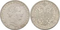 Vereinstaler 1858 Austria Ungarn Wien Franz Joseph, 1848-1916 ss+  100,00 EUR  zzgl. 3,00 EUR Versand