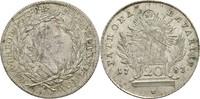 20 Kreuzer 1783 Bayern München Karl Theodor, 1743-1799 justiert, ss  25,00 EUR  zzgl. 3,00 EUR Versand