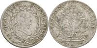20 Kreuzer 1778 Bayern München Karl Theodor, 1777-1799 ss  30,00 EUR  zzgl. 3,00 EUR Versand