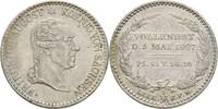 1/6 Taler 1827 Sachsen Friedrich August III./I., 1763-1827 winzige Rand... 55,00 EUR  zzgl. 3,00 EUR Versand