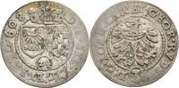 3 Kreuzer 1608 Schlesien Liegnitz Brieg Johann Christian und Georg Rudo... 50,00 EUR  zzgl. 3,00 EUR Versand