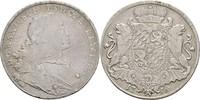 Wappentaler 1756 Bayern München Maximilian III. Joseph, 1745-1777 ss  100,00 EUR  zzgl. 3,00 EUR Versand