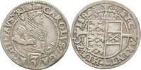 3 Kreuzer 1586 RDR Kärnten Klagenfurt Erzherzog Karl, 1564-1590 vz  100,00 EUR  zzgl. 3,00 EUR Versand