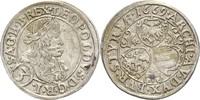 3 Kreuzer 1669 RDR Steiermark Graz Leopold I., 1657-1705 vz  70,00 EUR  zzgl. 3,00 EUR Versand