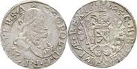 3 Kreuzer 1685 RDR Böhmen Kuttenberg Leopold I., 1657 - 1705. vz  240,00 EUR kostenloser Versand