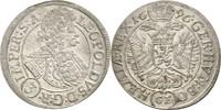 3 Kreuzer 1696 RDR Böhmen Prag Leopold I., 1657 - 1705. fast Stempelgla... 240,00 EUR kostenloser Versand