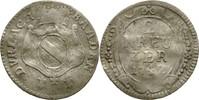2 Kreuzer 1742 Baden Durlach Karl Friedrich, 1738-1806 gewellt, ss  17,00 EUR  zzgl. 3,00 EUR Versand