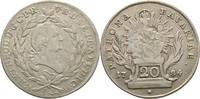 20 Kreuzer 1784 Bayern München Karl Theodor, 1777-1799 ss/fss  25,00 EUR  zzgl. 3,00 EUR Versand