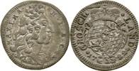 3 Kreuzer 1722 Bayern München Maximilian II. Emanuel, 1679-1726 f.vz  40,00 EUR  zzgl. 3,00 EUR Versand