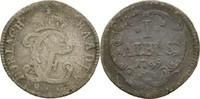 Albus 1749 Baden Durlach Sponheim Karl Friedrich, 1746-1811. ss  45,00 EUR  zzgl. 3,00 EUR Versand