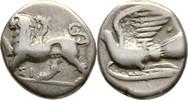 Hemidrachme 330/20-280 SIKYONIA Sikyon Peloponnes  ss  85,00 EUR  zzgl. 3,00 EUR Versand