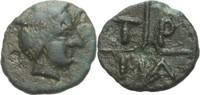 Bronze 450-400 Makedonien Tragilos  kl. Schrötlingsfehler, f.vz  50,00 EUR  zzgl. 3,00 EUR Versand