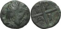 Bronze 450-400 Makedonien Tragilos  ss+  50,00 EUR  zzgl. 3,00 EUR Versand