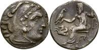 Drachme 310-301 Makedonien Alexander III., 336-323 ss  95,00 EUR  zzgl. 3,00 EUR Versand