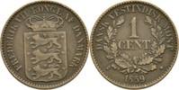 1 Cent 1859 Dänisch Westindien Frederik VII., 1848-63 ss  25,00 EUR  zzgl. 3,00 EUR Versand