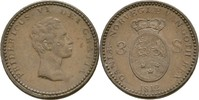 3 Skilling 1812 Dänemark Frederik VI., 1808-39 vz+  15,00 EUR  zzgl. 3,00 EUR Versand