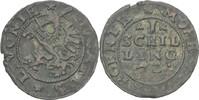Schilling 1572 Livland Livländischer Orden Johann Chodkiewicz, 1567-157... 55,00 EUR  zzgl. 3,00 EUR Versand