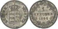 Kreuzer 1856 Württemberg Wilhelm I., 1816-1864 kl. Randfehler, ss  5,00 EUR  zzgl. 3,00 EUR Versand
