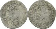 3 Kreuzer 1659 RDR Steiermark Graz Leopold I., 1657 - 1705 ss  95,00 EUR  zzgl. 3,00 EUR Versand