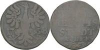 XII Heller 1758 Aachen, Stadt  fss  15,00 EUR  zzgl. 3,00 EUR Versand