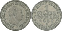 Silbergoschen 1859 Preussen Berlin Friedrich Wilhelm III., 1797-1840 vz  20,00 EUR  zzgl. 3,00 EUR Versand