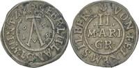 2 Mariengroschen 1655 Braunschweig Wolfenbüttel August der Jüngere 1635... 40,00 EUR  zzgl. 3,00 EUR Versand