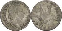 3 Kreuzer 1781 Preussen Schlesien Breslau Friedrich II., 1740-1786 ss  20,00 EUR  zzgl. 3,00 EUR Versand