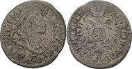 Kreuzer 1702 RDR Böhmen Kuttenberg Leopold I., 1657 - 1705 f.ss  50,00 EUR  zzgl. 3,00 EUR Versand