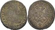 Kreuzer 1705 RDR Böhmen Kuttenberg Leopold I., 1657 - 1705 f.ss/ss  30,00 EUR  zzgl. 3,00 EUR Versand