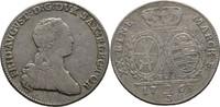 2/3 Taler 1768 Sachsen Dresden Friedrich August III./I., 1763-1827 ss  55,00 EUR  zzgl. 3,00 EUR Versand