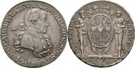 1/2 Taler 1791 Schwarzburg Rudolstadt Friedrich Karl, 1790-1793 ss  245,00 EUR kostenloser Versand