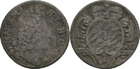 Kreuzer 1720 Bayern München Maximilian II. Emanuel, 1679-1726 f.ss  15,00 EUR  zzgl. 3,00 EUR Versand