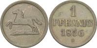 Pfennig 1856 Braunschweig Wilhelm, 1831-1884 vz  8,00 EUR  zzgl. 3,00 EUR Versand