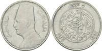 5 Piaster 1933 Ägypten Fuad I., 1922-36 ss  13,00 EUR  zzgl. 3,00 EUR Versand