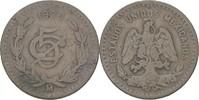 5 Centavos 1920 Mo Mexiko  ss  7,00 EUR  zzgl. 3,00 EUR Versand
