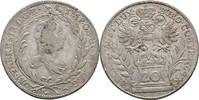 20 Kreuzer 1764 RDR Austria Habsburg Wien Maria Theresia, 1740-1780 ss  25,00 EUR  zzgl. 3,00 EUR Versand
