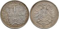 Mark 1875 C Deutsches Reich  vz  40,00 EUR  zzgl. 3,00 EUR Versand