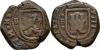 VIII Maravedis 1604 Spanien Burgos Philipp III., 1598-1621. ss  12,00 EUR  zzgl. 3,00 EUR Versand