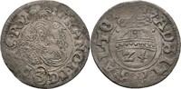 1/24 Taler 1617 Pommern Cammin, Bistum Franz, 1602-1618 ss  140,00 EUR  zzgl. 3,00 EUR Versand