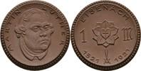 1 Mark 1921 Thüringen Eisenach FSK10  kl. Kratzer, sonst prägefrisch  7,00 EUR  zzgl. 3,00 EUR Versand