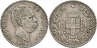 Lira 1886 Italien FSK11 Umberto I., 1878-1900 ss  20,00 EUR  zzgl. 3,00 EUR Versand