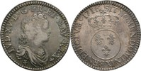 1/2 Ecu Vertugadin 1716 Frankreich Amiens Ludwig XV., 1715-1774 ss  185,00 EUR  zzgl. 3,00 EUR Versand