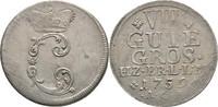 8 Gute Groschen 1759 Braunschweig Wolfenbüttel Karl, 1735-1780 ss+  80,00 EUR  zzgl. 3,00 EUR Versand