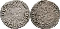 1/2 Batzen 1586 Baden Philipp II., 1569-1588 ss  50,00 EUR  zzgl. 3,00 EUR Versand