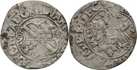 1/2 Batzen 1590 Baden Philipp II., 1569-1588 ss  60,00 EUR  zzgl. 3,00 EUR Versand