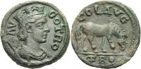 Bronze 200 - 300 Troas Alexandria 3. Jahrhundert nach Christus. vorzügl... 110,00 EUR  zzgl. 3,00 EUR Versand